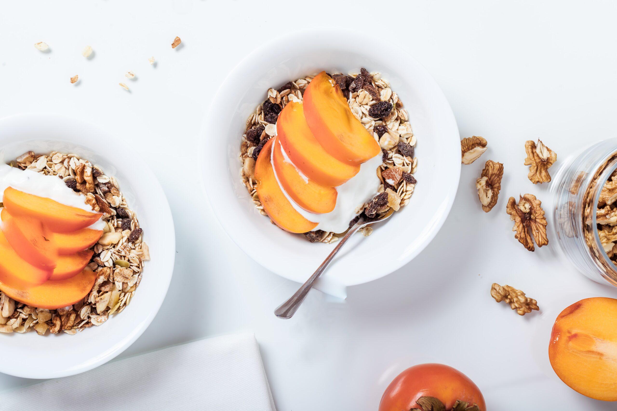 Egészséges reggeli Étrendező